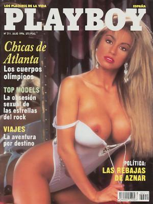 Playboy Spain - July 1996
