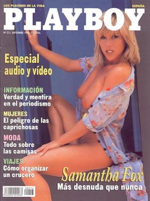 Playboy Spain - Sep 1996