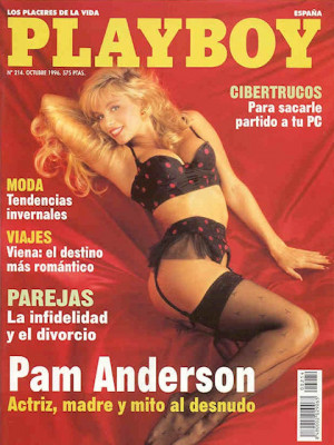 Playboy Spain - October 1996