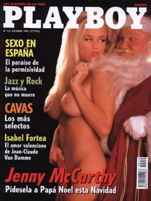 Playboy Spain - Dec 1996