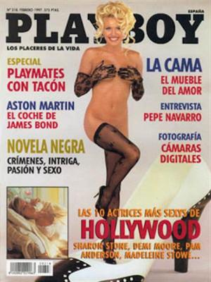 Playboy Spain - Feb 1997