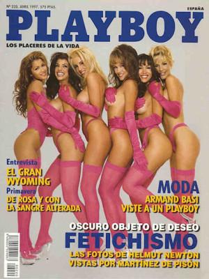 Playboy Spain - April 1997