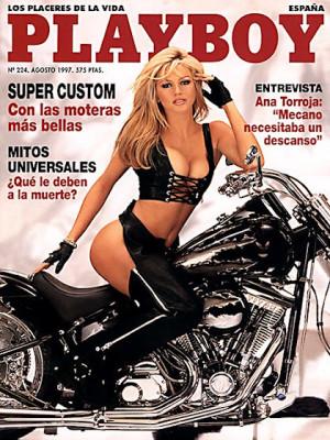 Playboy Spain - August 1997