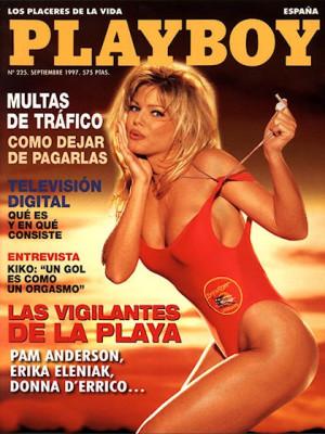 Playboy Spain - Sep 1997