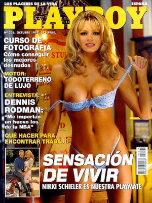 Playboy Spain - October 1997