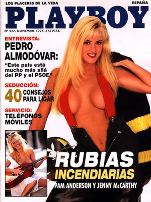 Playboy Spain - Nov 1997