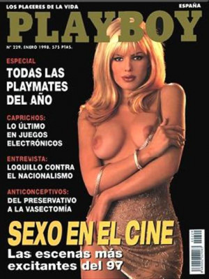 Playboy Spain - January 1998