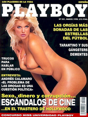 Playboy Spain - March 1998