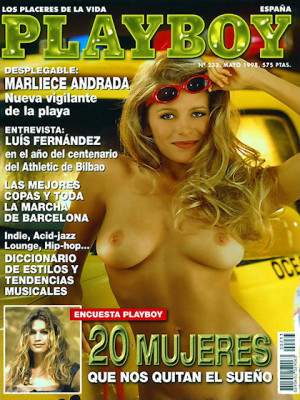Playboy Spain - May 1998