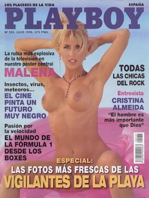Playboy Spain - July 1998