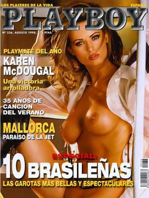 Playboy Spain - August 1998