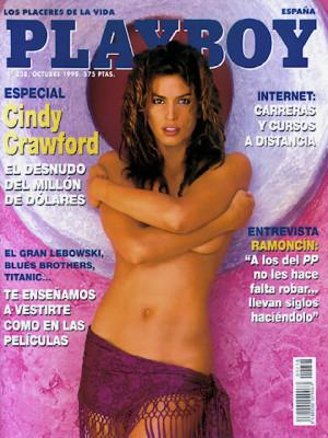 Playboy Spain - October 1998