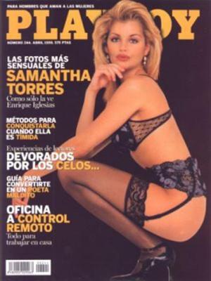 Playboy Spain - April 1999