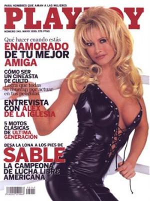 Playboy Spain - May 1999