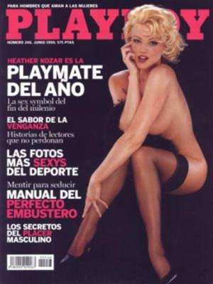 Playboy Spain - June 1999