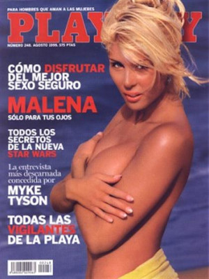 Playboy Spain - August 1999