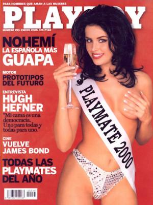 Playboy Spain - January 2000