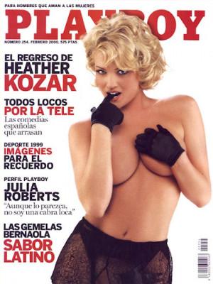 Playboy Spain - Feb 2000