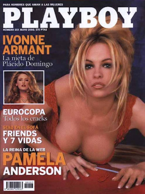 Playboy Spain - May 2000
