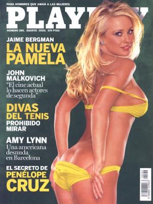 Playboy Spain - August 2000