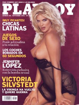 Playboy Spain - Sep 2000