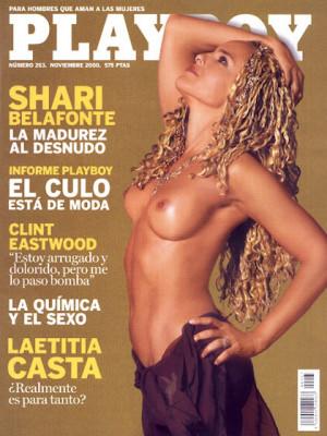 Playboy Spain - Nov 2000