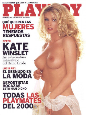 Playboy Spain - January 2001