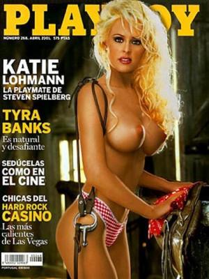 Playboy Spain - April 2001