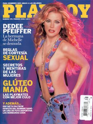 Playboy Spain - Feb 2002