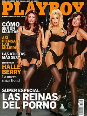 Playboy Spain - March 2002
