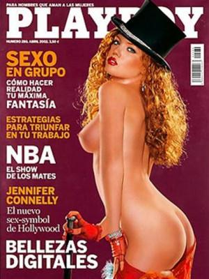 Playboy Spain - April 2002