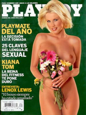 Playboy Spain - June 2002