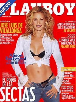 Playboy Spain - Feb 2003