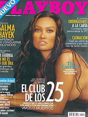 Playboy Spain - April 2003