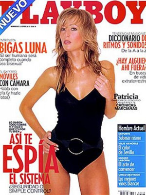 Playboy Spain - May 2003