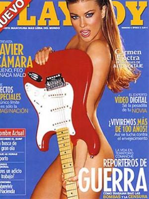 Playboy Spain - June 2003