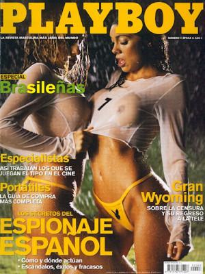 Playboy Spain - Sep 2003