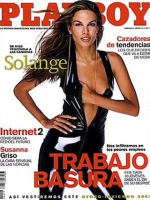 Playboy Spain - October 2003