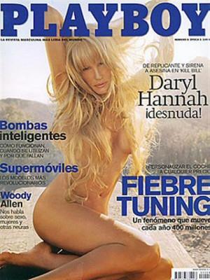 Playboy Spain - Nov 2003