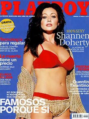 Playboy Spain - Dec 2003
