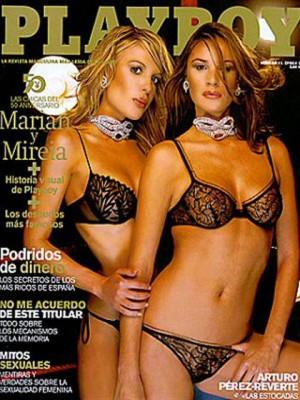Playboy Spain - January 2004