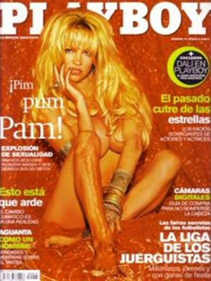 Playboy Spain - May 2004