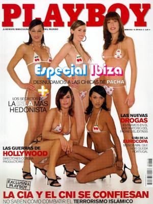Playboy Spain - June 2004