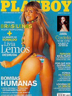 Playboy Spain - Sep 2004