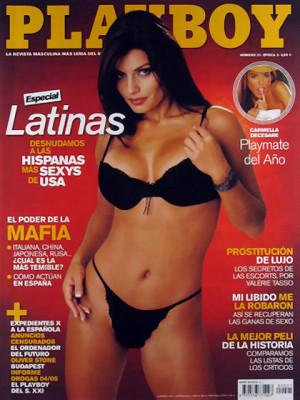 Playboy Spain - Nov 2004