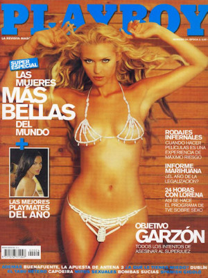 Playboy Spain - Feb 2005