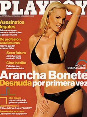 Playboy Spain - April 2005