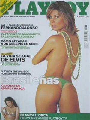 Playboy Spain - Nov 2005