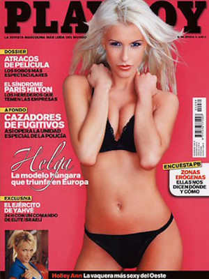Playboy Spain - May 2006
