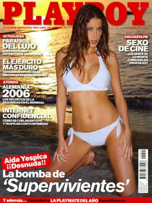 Playboy Spain - June 2006